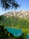 Free View Of The Neves Stausee In South Tyrol Stock Photo - 15373630