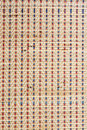 Free Texture Of Mat Woven From Palm Leaves Royalty Free Stock Photos - 15378898