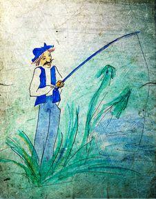 Free Countryman Royalty Free Stock Image - 15371236