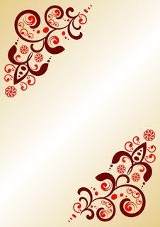 Free Angular Pattern Royalty Free Stock Photography - 15371837