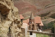 Free David Gareja Monastery Royalty Free Stock Images - 15372249