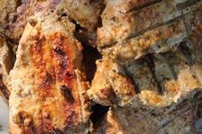 Free Barbeque Bit Royalty Free Stock Images - 15372439