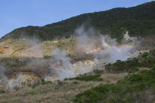 Free Hot Steam By Geothermal Royalty Free Stock Photo - 15372995