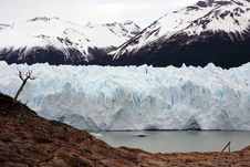 Free Glacier Perito Moreno Royalty Free Stock Photography - 15373287