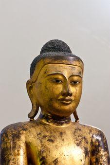 Free Buddha Seated Stock Photography - 15373412