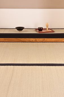 Free Japanese Room Stock Image - 15373441