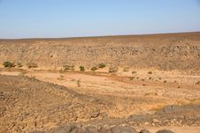 Free Landscape In Libya Royalty Free Stock Photography - 15374857