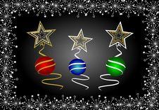 Free Christmas Background Stock Photos - 15374903