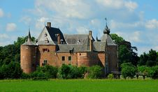 Free Dutch Castle Royalty Free Stock Photos - 15375488