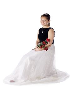 Free Honored Young Teen Royalty Free Stock Photo - 15375615