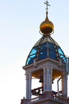 Free Interesting Church In Kiev Royalty Free Stock Photo - 15378375