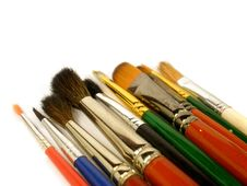 Free Brushes Stock Photos - 15378463