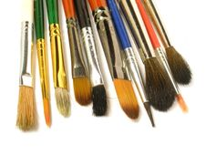 Free Brushes Stock Photos - 15378473