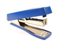 Free Blue Stapler Stock Photography - 15378492