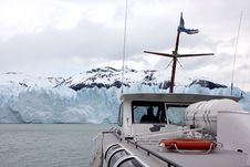 Free Glacier Perito Moreno Royalty Free Stock Photos - 15379658