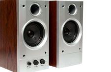 Free Speaker Stock Image - 15379991
