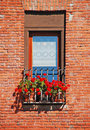Free Window In Old Brick Wall Royalty Free Stock Photo - 15383375