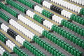 Free Stadium Seats Stock Image - 15385841