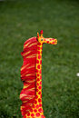 Free Giraffe Of Wood Of Adornment Royalty Free Stock Images - 15386479