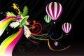 Free Vector Globes Illustration Stock Photos - 15387333