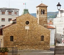 Free San Silvestro Church Royalty Free Stock Image - 15380986