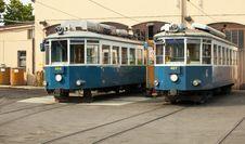 Free Tram Stock Image - 15381081