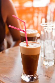 Free Caffè Shakerato Royalty Free Stock Photography - 15381327