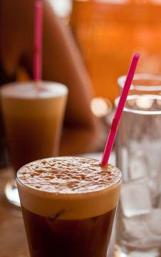 Free Caffè Shakerato Stock Images - 15381344