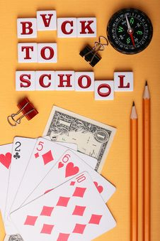 Free Back To School Stock Images - 15382034