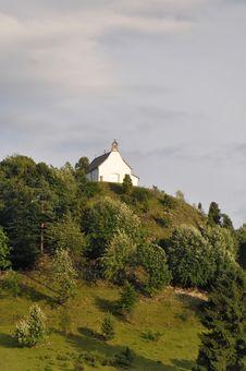 Free Salmendingen Chapel Stock Image - 15382871