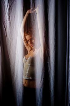 Free Mirage Woman Stock Photography - 15383722