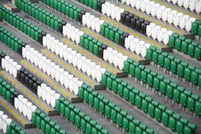 Free Stadium Seats Stock Image - 15385841