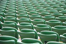 Free Stadium Seats Stock Image - 15385861