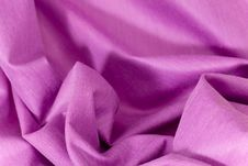 Background With Waves Of Curtain Royalty Free Stock Photography
