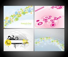 Free Stock Vector Illustration: Abstract Wave Stock Photos - 15388343