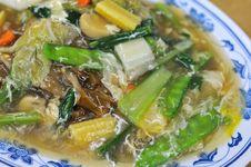 Free Asian Vegetarian Cuisine Stock Photos - 15388353