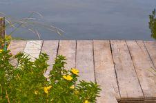 Free Wood Bridge Stock Photography - 15388832