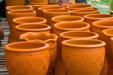 Free Flowerpots Stock Image - 15388861