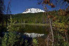 Free Lassen Volcanic Peak Stock Photos - 15389873