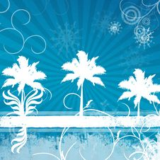 Free Background Winter Royalty Free Stock Photography - 15390197