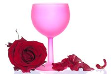 Free Wine Goblet Royalty Free Stock Photography - 15399797