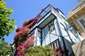Free Lombard Street, San Francisco Stock Images - 1549164