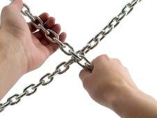 Free Chain_3 Stock Photo - 1541190
