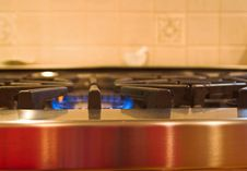Free Kitchen Burner Stock Images - 1541204