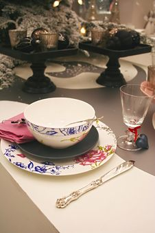 Decorative Kitchenware Royalty Free Stock Image