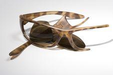 Free Shattered Eyeglasses Stock Photos - 1543333