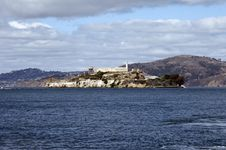 Free Alcatraz Island Royalty Free Stock Images - 1545669