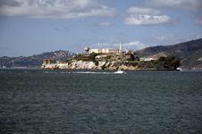 Free Alcatraz - The Rock Stock Photo - 1545690