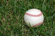 Free Baseball2 Royalty Free Stock Images - 1545819