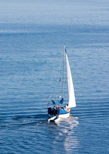 Free Sail Boat Stock Images - 1546114